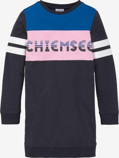 CHIEMSEE Kleid in blau / rosa / weiß, Produktansicht