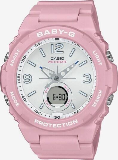 CASIO CASIO BABY-G Chronograph »BGA-260SC-4AER« in rosa, Produktansicht