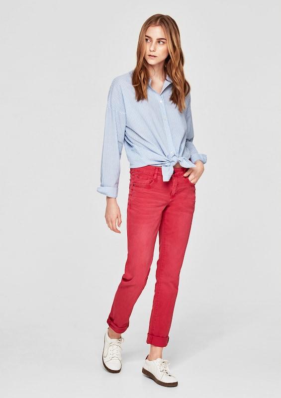 s.Oliver RED LABEL Shape Slim: Coloured Jeans