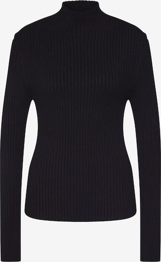 modström Pullover 'Saul t-neck' in schwarz, Produktansicht