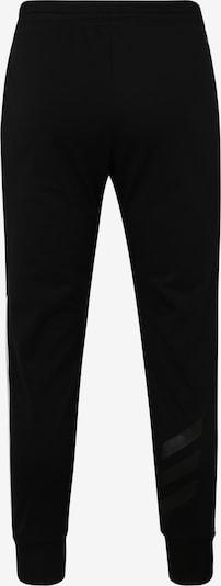 ADIDAS PERFORMANCE Pantalon de sport 'Bottoms ' en noir: Vue de dos