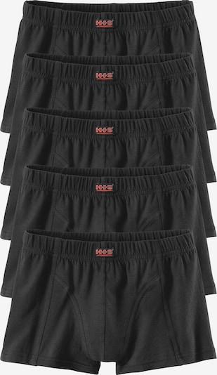 H.I.S Boxer (5 Stck.) in schwarz, Produktansicht