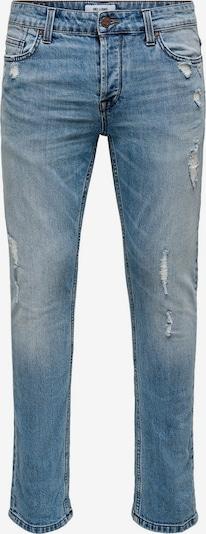 Only & Sons Jeans 'Loom' in blue denim, Produktansicht