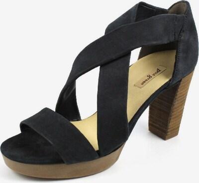 Paul Green Remienkové sandále - kobaltovomodrá, Produkt