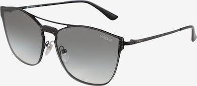VOGUE Eyewear Sonnenbrille in grau / schwarz, Produktansicht