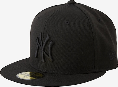 NEW ERA Casquette '59FIFTY Black on Black New York Yankees' en noir, Vue avec produit