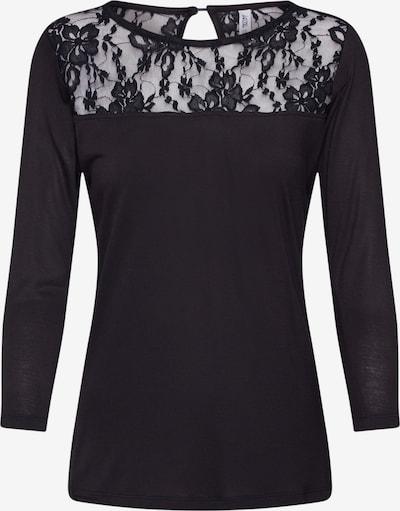 Hailys Koszulka 'Marena' w kolorze czarnym, Podgląd produktu