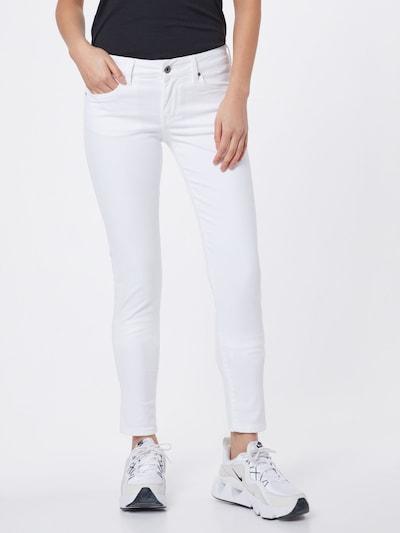 Pepe Jeans Jeans 'Soho' in weiß, Modelansicht
