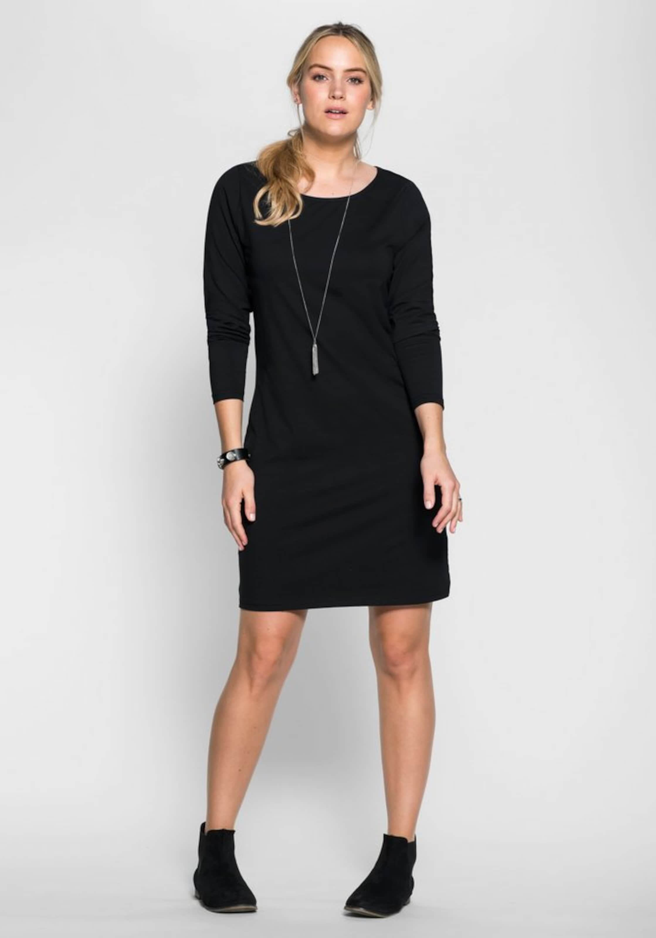 Kleid casual Kleid sheego sheego Basic Basic casual qzxg5nAR