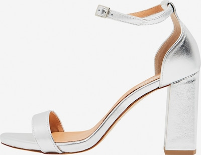Usha Sandalette in silber, Produktansicht