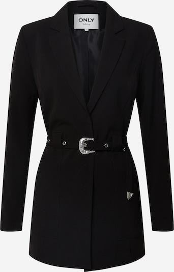 ONLY Blazer 'ONLBELLA-ROSY L/S BELT BLAZER TLR' en noir, Vue avec produit
