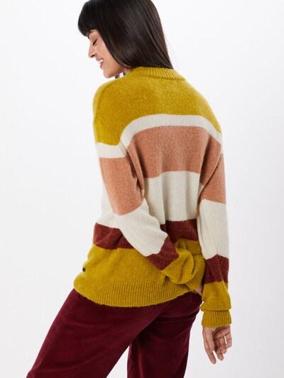 Megztinis 'Lyndsey' iš NÜMPH , spalva - geltona: Vaizdas iš galinės pusės