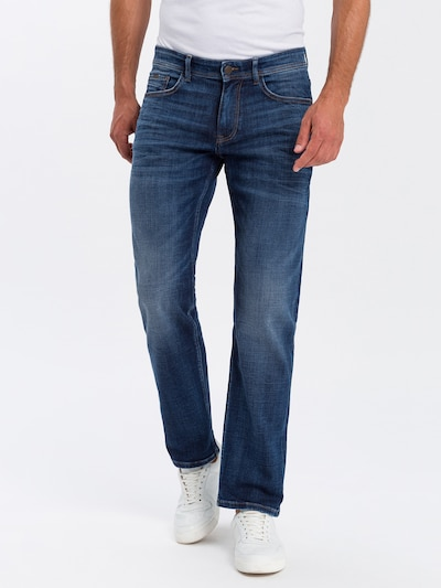 Cross Jeans Jeans 'Antonio' in blue denim, Modelansicht