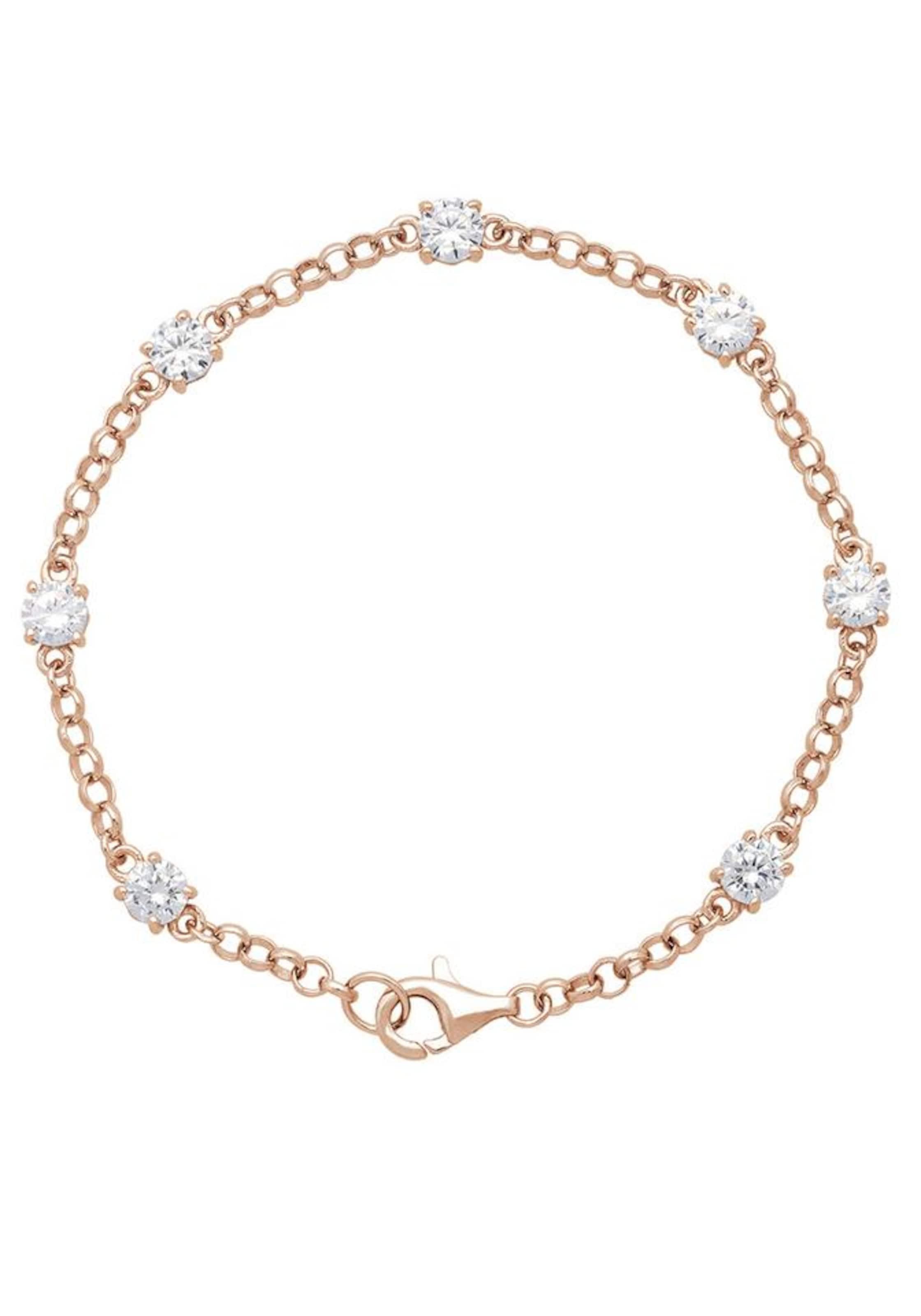 Firetti Firetti RosegoldWeiß Firetti Armband Firetti RosegoldWeiß Armband In In RosegoldWeiß In Armband K1JTlFc