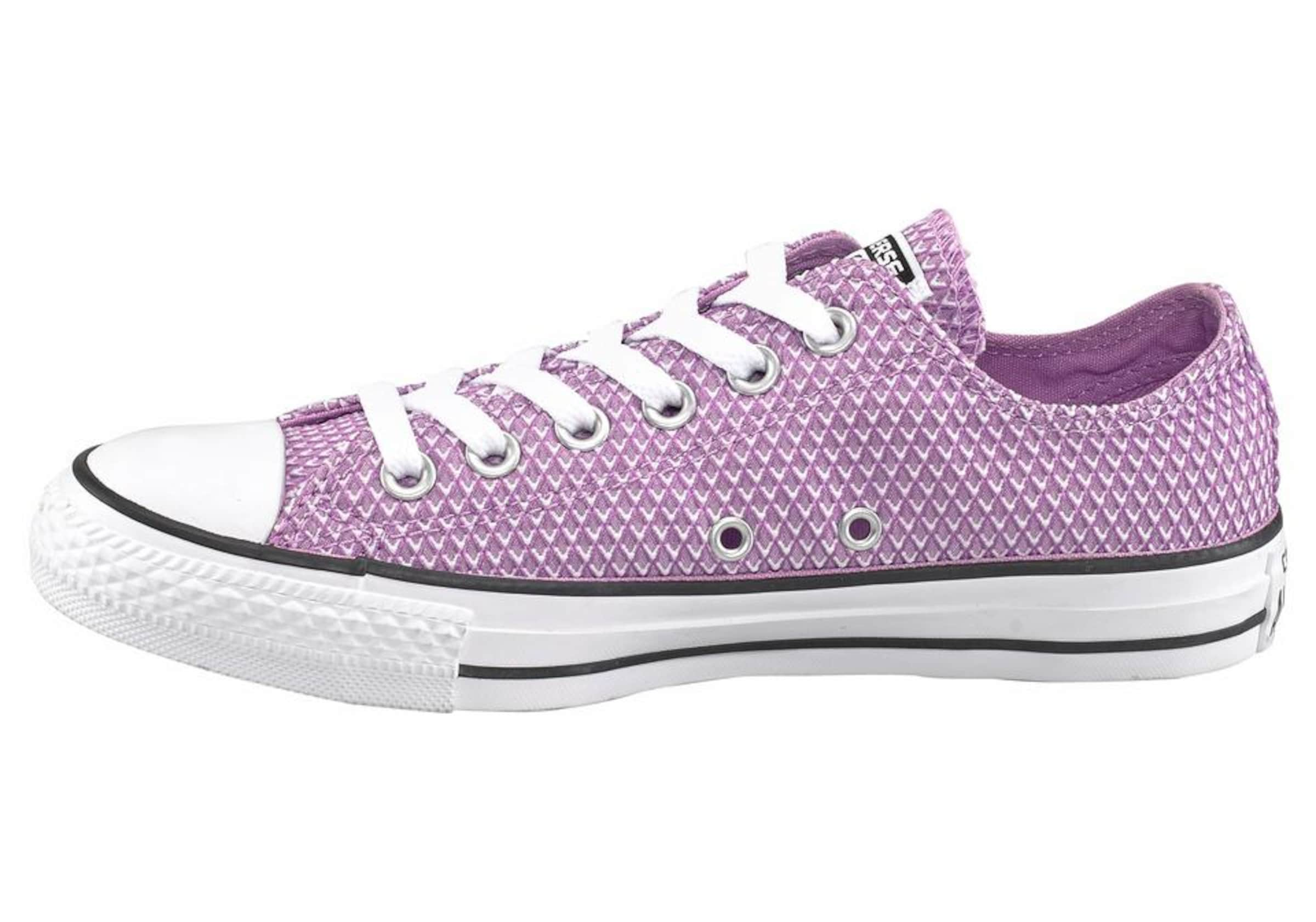 Woven' Sneaker Snake Lila In Converse 'chuck Taylor bgY6f7yv