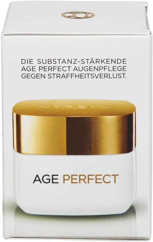 Loreal Paris Age Perfect M. Soy Augenpflege, Augenpflege