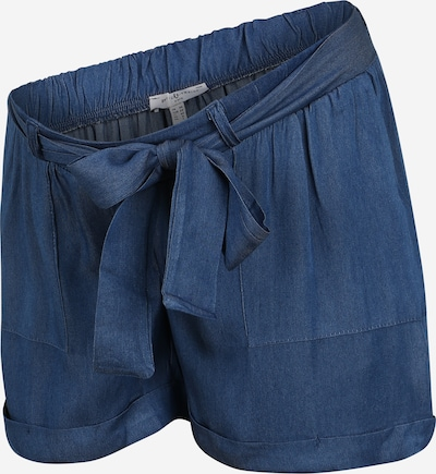 Envie de Fraise Shorts 'FIDJI' in blue denim, Produktansicht