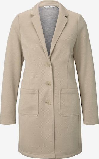 TOM TAILOR Jacken & Jackets Jersey Blazermantel in beige, Produktansicht
