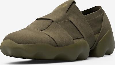 CAMPER Sneaker in oliv: Frontalansicht