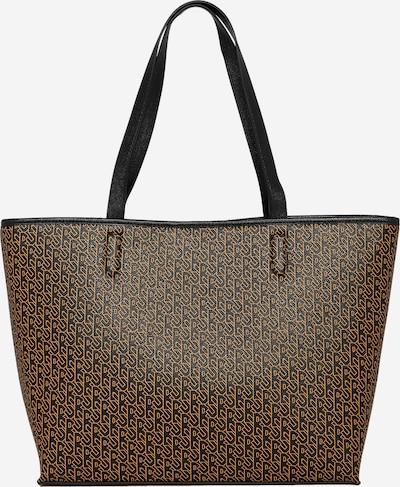 BeckSöndergaard Shopper 'Besra Tonal Petit Lotta' in de kleur Zwart, Productweergave