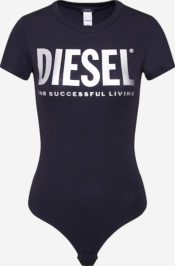 DIESEL Shirt body 'UFBY-BODYTEE ' in de kleur Zwart, Productweergave