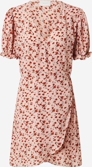 Neo Noir Kleid in rosa / rot / schwarz, Produktansicht