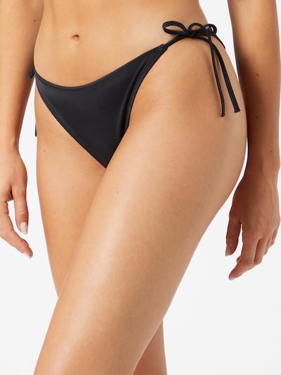 Calvin Klein Underwear Bas de bikini en noir, Vue avec modèle