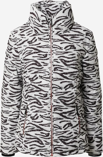 KILLTEC Sportjas in de kleur Zwart / Wit, Productweergave