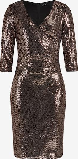 Vera Mont Abendkleid knielang in bronze / schwarz, Produktansicht