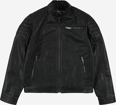 Jack & Jones Junior Jacke 'Rocky' in schwarz, Produktansicht