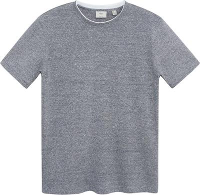 MANGO MAN T-Shirt 'CAMISETA SATURDAY' en gris, Vue avec produit
