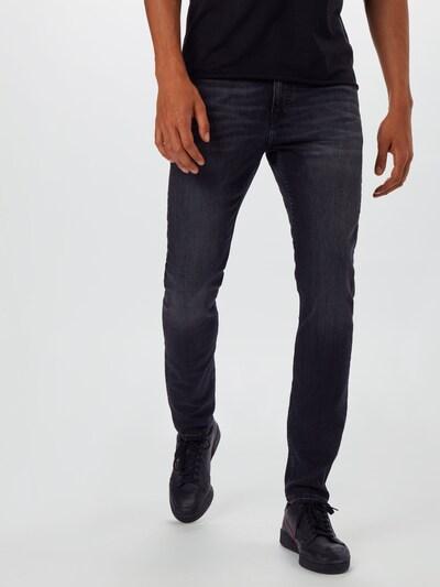Calvin Klein Jeans Jeansy w kolorze czarny denimm, Podgląd na modelu(-ce)