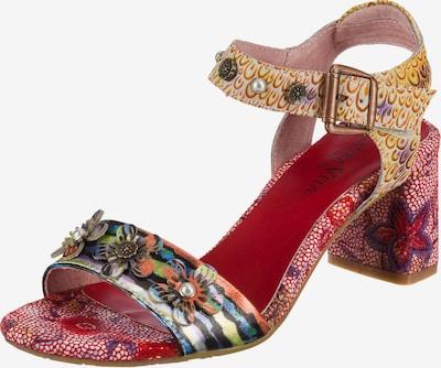 Laura Vita Klassische Sandaletten in mischfarben, Produktansicht