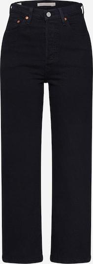 LEVI'S Jeans 'RIBCAGE' in schwarz, Produktansicht