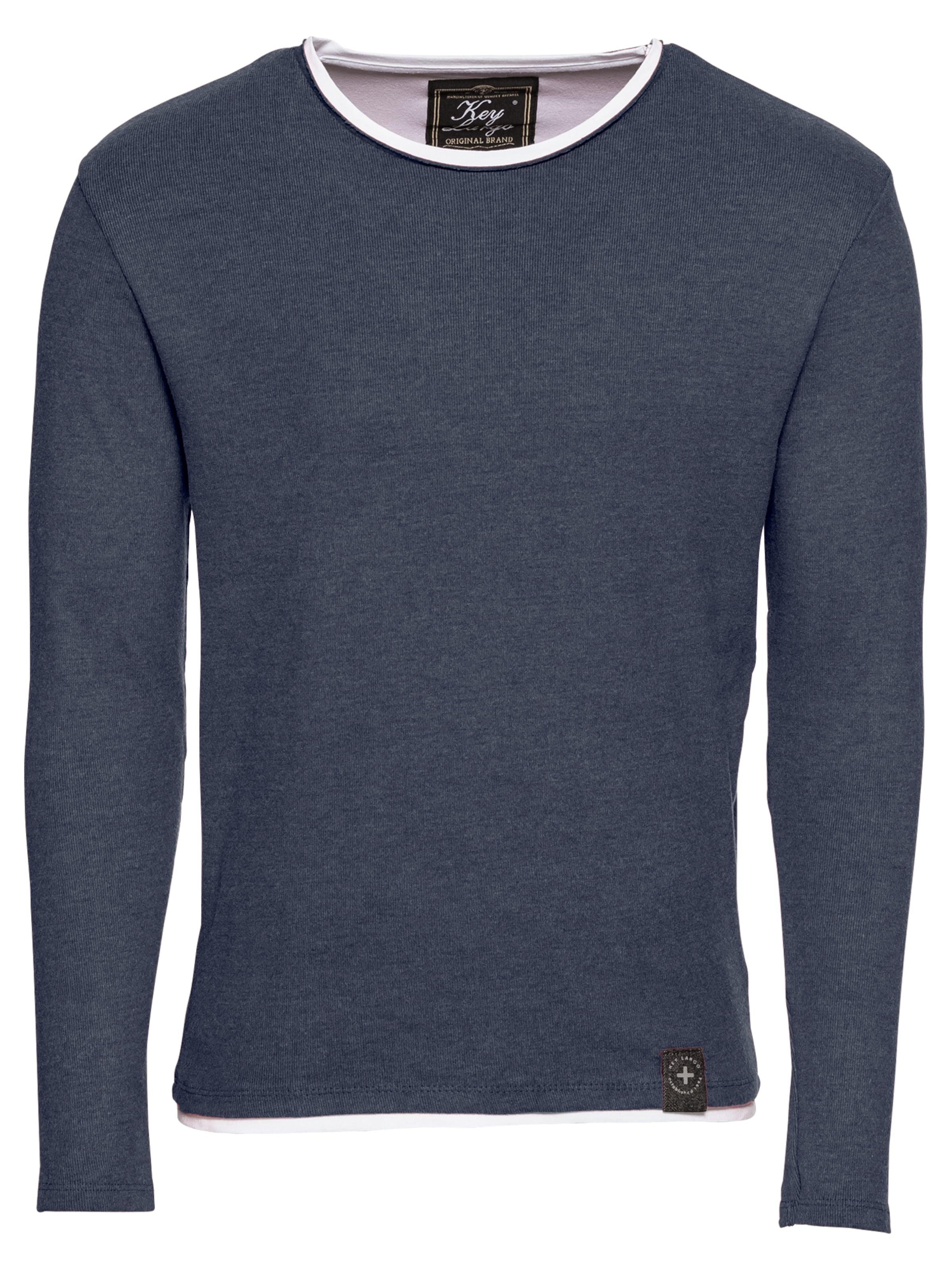 Key Pullover In Largo Dunkelblau 'sarasota' vOm0NP8nyw