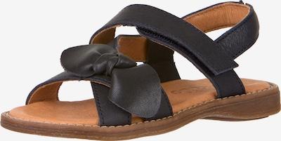 Froddo Sandalen in schwarz, Produktansicht