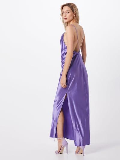 Samsoe Samsoe Sukienka 'Apples 9697' w kolorze fioletowym: Widok od tyłu