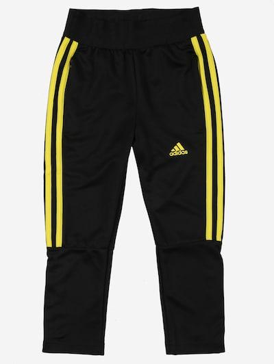 Pantaloni sport 'TIRO' ADIDAS PERFORMANCE pe galben / negru, Vizualizare produs