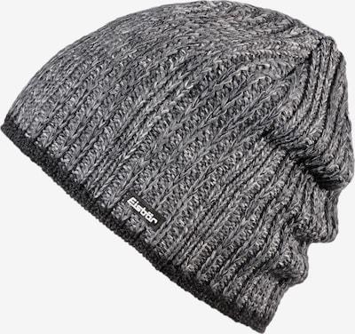Eisbär Mütze 'Rene Merino' in dunkelgrau / graumeliert, Produktansicht