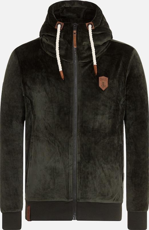 naketano Male Zipped Jacket 'Birol Mack IV'