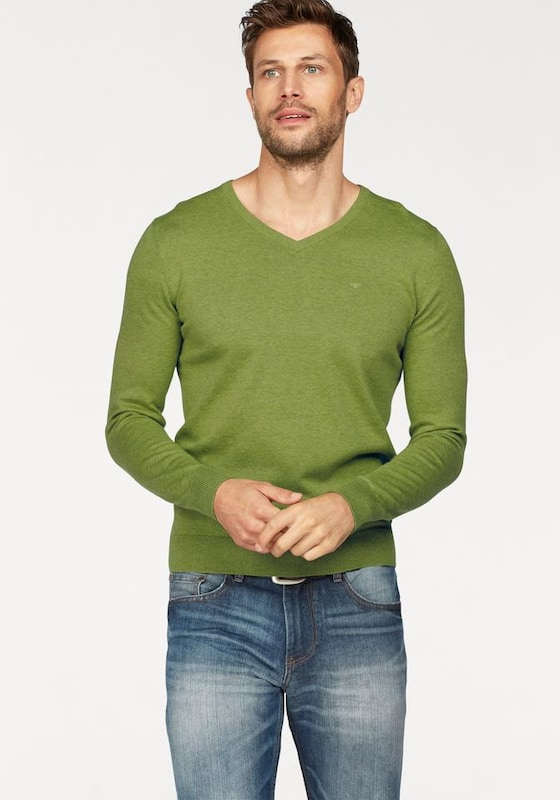 Tom Tailor V-neck Sweater-
