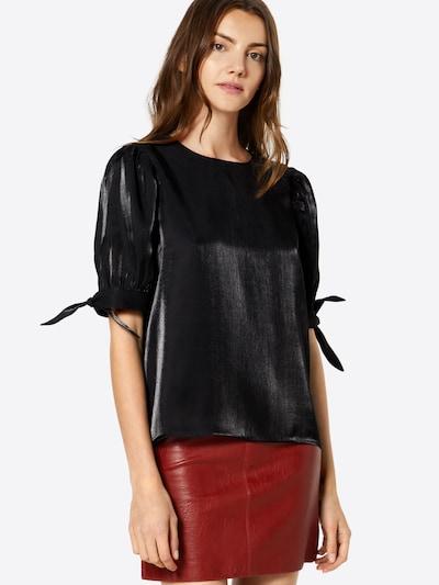 IVYREVEL Bluse 'MILO' in schwarz, Modelansicht