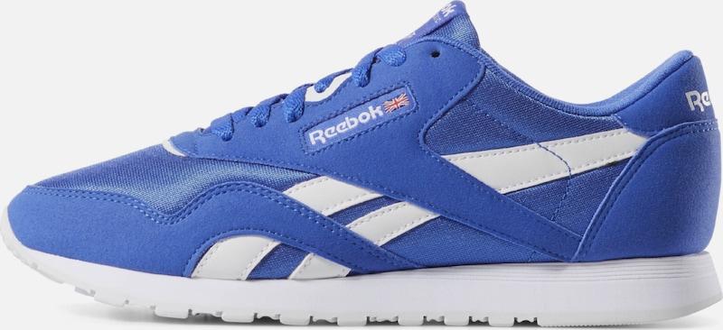 Reebok classic Schuhe Nylon, Leder Billige Herren- und Damenschuhe
