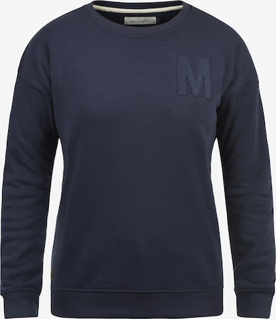 Blend She Sweatshirt in blau, Produktansicht