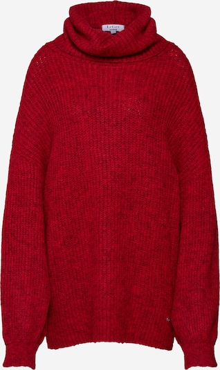 LeGer by Lena Gercke Pullover 'Juna' in rot, Produktansicht