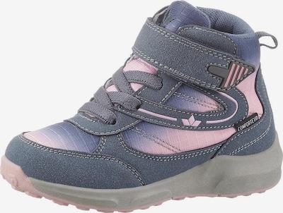 LICO Boots 'Slope' in taubenblau / pink, Produktansicht