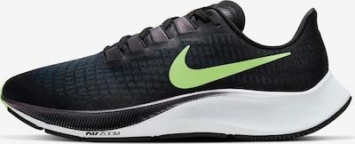 NIKE Laufschuh 'Nike Air Zoom Pegasus 37' in limette / schwarz, Produktansicht