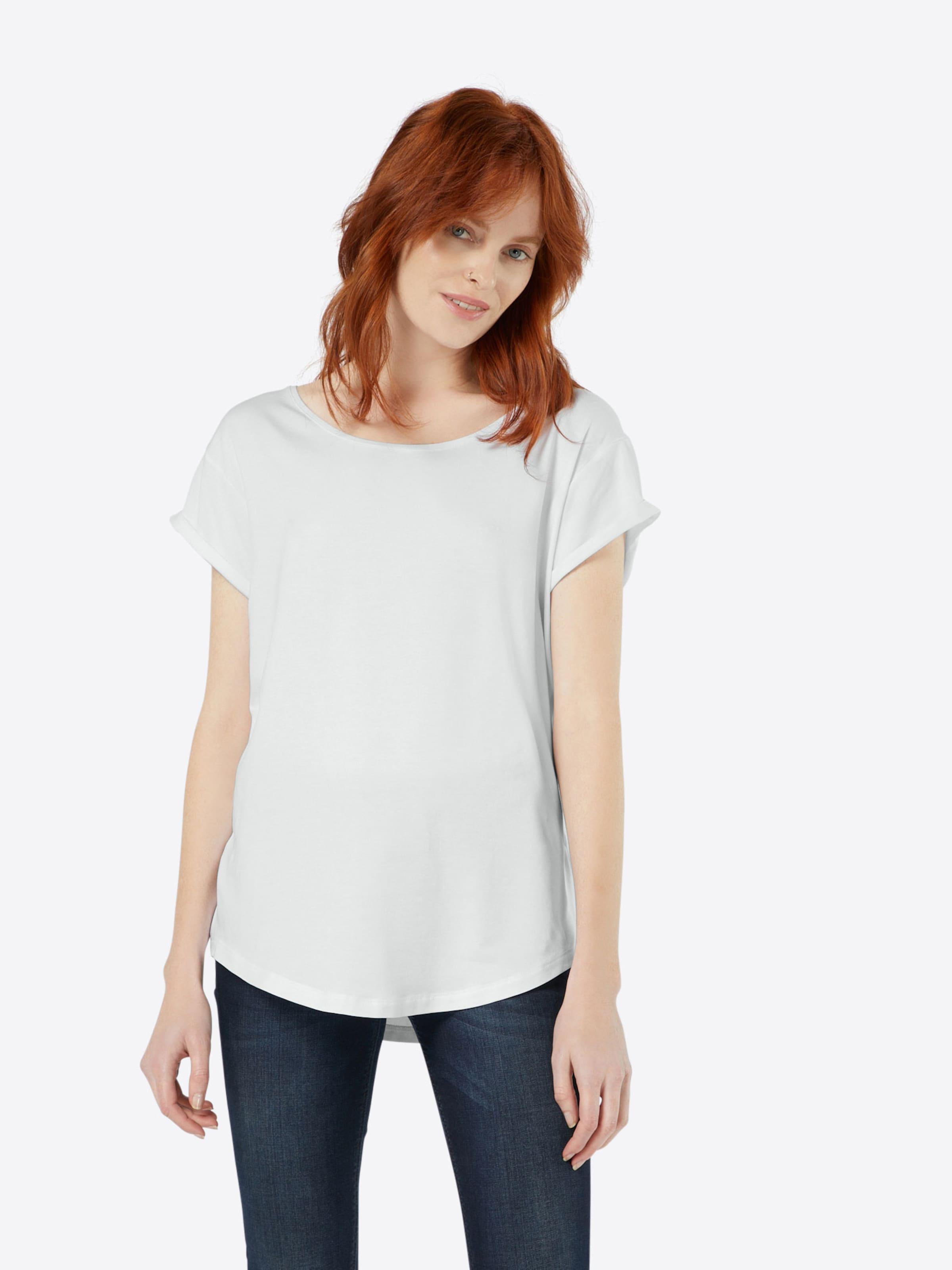 mbym Basic-Shirt 'Nisha' Niedrigster Preis Günstig Online DbY5vs
