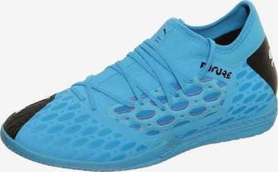 PUMA Schuh 'Future 5.3 Netfit It' in rauchblau / schwarz, Produktansicht
