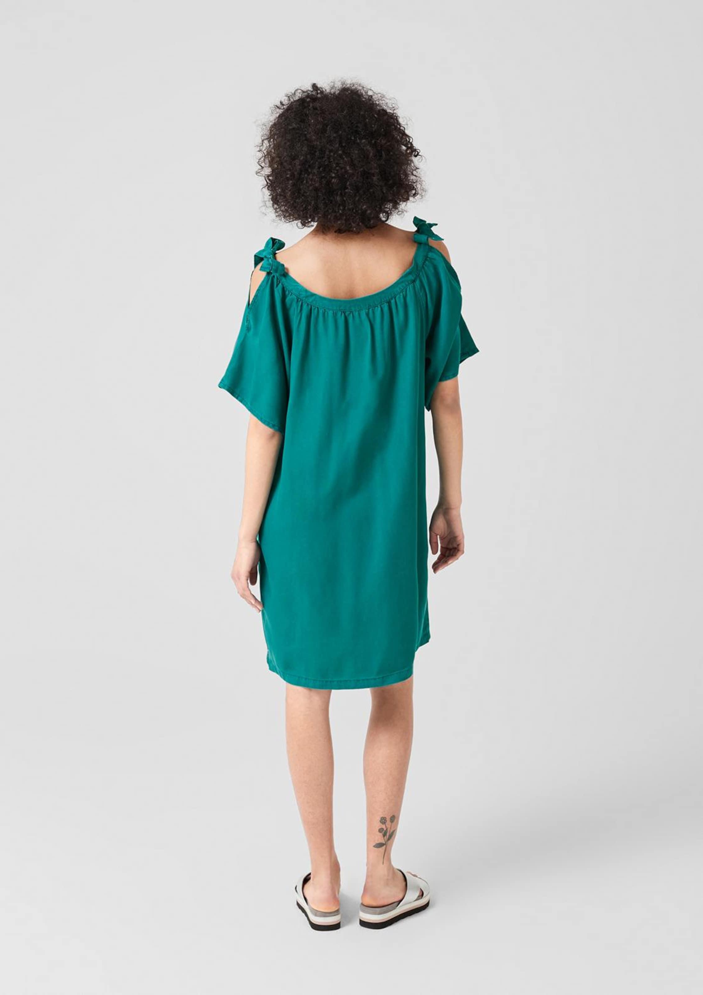 Q Petrol Designed s In Kleid By CdsthrQ